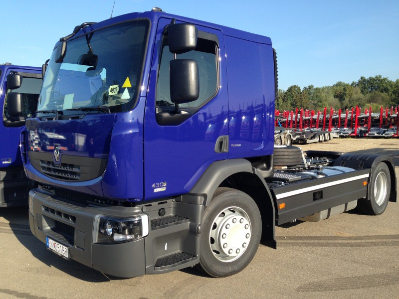 Renault Premium 430.19 EEV prepravník vo